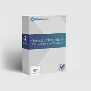 Microsoft Exchange Server 2016 Enterprise Device CAL