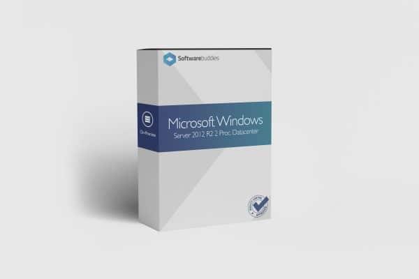 Microsoft Windows Server 2012 R2 2 Proc. Datacenter