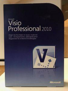 Microsoft Visio 2010 Professional FPP